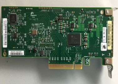 China Server-Überfall-Prüfer-Karte 8-Port 6Gb/S PCI-E internes HBA LSIdämpfungsreglers 9211-8i beide Klammern - IT-MODUS distributeur
